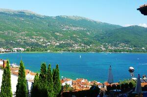 Охрид - история
