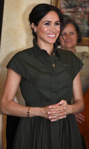 Фотогалерия: Меган Маркъл на първата си обиколка като херцогиня в Австралия