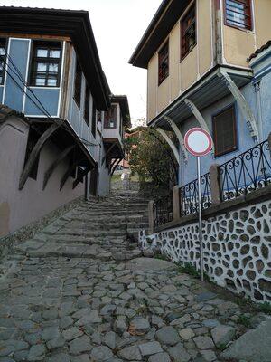 Абсурди в Стария Пловдив