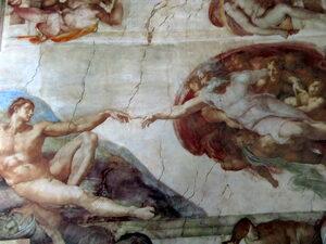 Читателска фотогалерия: Микеланджело в Рим