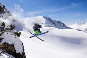 Фотогалерия: За красотата на снежните планини и фрийрайда