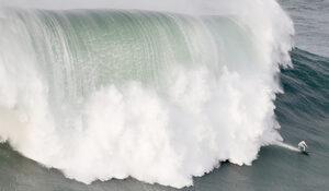 Фотогалерия: На гребена на вълната