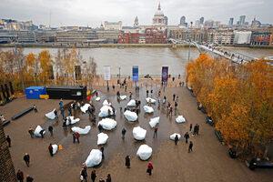 Фотогалерия: Късове чист въздух насред Лондон