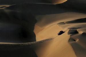 """Фотогалерия: През перуанската пустиня с рали """"Дакар"""""""