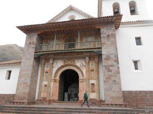 Фотогалерия: Предшествениците на инките (част 2)