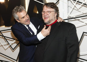 Решение за оскарите на филмовата академия разгневи Гийермо дел Торо и Куарон