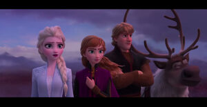"""Видео: Въпросите, които поражда първият трейлър към """"Замръзналото кралство 2"""""""