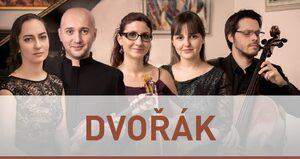 Петима музиканти във вихъра на Дворжак