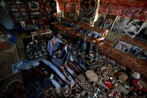 Колекционер от Ирак превърна къщата си в музей