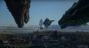 """Видео: Излезе първият трейлър към осми сезон на """"Игра на тронове"""""""