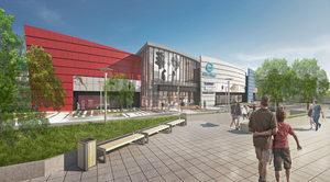 Delta Planet Mall - на точното място в точното време
