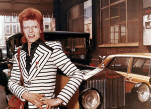 Демо на Starman на Дейвид Боуи беше продадено за 51 хил. британски лири