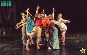 """Мюзикълът """"Коса"""" се завръща на българска сцена с 8 представления през април"""
