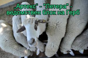 """""""Артекс"""" - """"Летера"""" - ведомствен блок на Герб"""