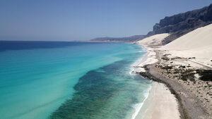 Фотогалерия: Остров Сокотра - пътуване до Земята преди време