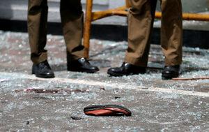 Фотогалерия: Терористичните нападения в Шри Ланка