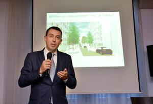 През 2018 г. главният архитект на София е разрешил строителството на 2 млн. кв.м площ