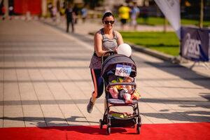 Фотогалерия: Жега, рекорди и усмивки с маратона на приятелството в Плевен