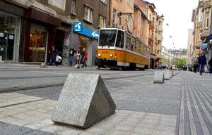 """На 28 май приключва ремонтът на ул. """"Граф Игнатиев"""", обяви столичната община"""