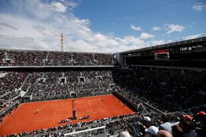 Фотогалерия: Дуелът на титаните Надал срещу Федерер