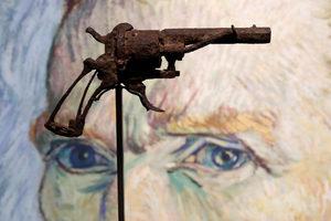 """""""Най-известното оръжие в историята на изкуството"""" бе продадено за 162 хил. евро"""