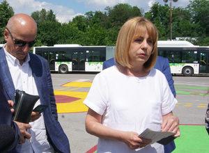 """Фандъкова настоява общинският съвет да спре строеж в """"Младост 1"""""""