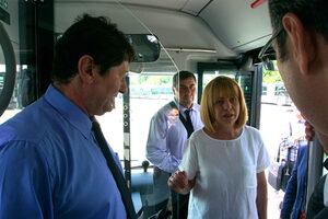 С 30% ще се вдигнат заплатите в градския транспорт на София до 2022 г.