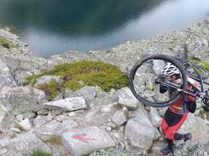 "Фотогалерия: Изпитанието, наречено ""Велоносен поход Рила - Родопи"""