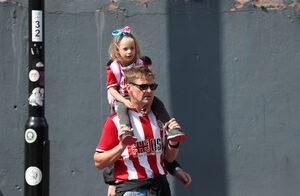 Фотогалерия: Когато футболът се завърне