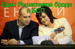 Един Решетников броди в БСП.