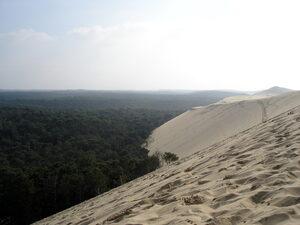 Фотогалерия: Бордо и най-голямата дюна в Европа