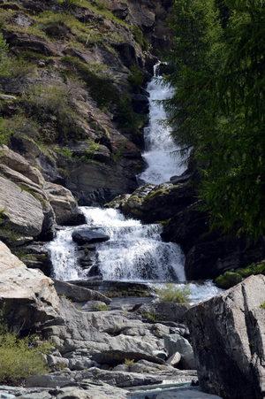 Фотогалерия: Италиански каскадни водопади
