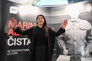 Марина Абрамович - чиста работа