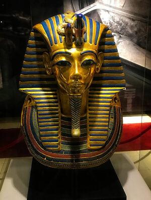 Читателска фотогалерия: Тутанкамон - една недовършена любовна история