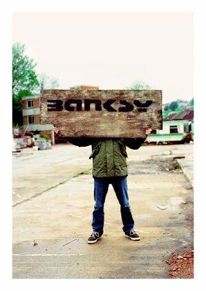 Бившият агент и фотограф на Банкси публикува негови снимки