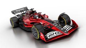 Фотогалерия: Как ще изглеждат болидите във Формула 1 от 2021 г.