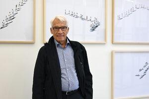 Гауденц Б. Руф, меценат: Трябва да има повече изкуство, което да те кара да мислиш
