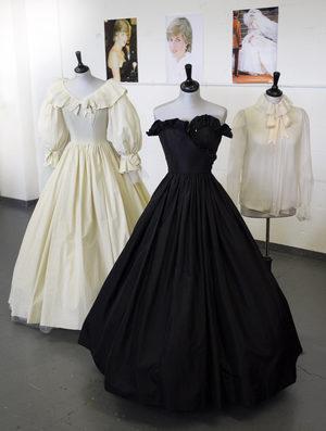 Фотогалерия: Модната приказка на принцеса Даяна в изложба