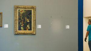 Уж открадната картина на Пикасо се появи в Румъния шест години по-късно (обновена)