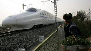 Хонконг пуска високоскоростната жп линия до континентален Китай