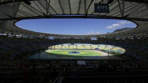 """Властите в Рио де Жанейро си връщат легендарния """"Маракана"""""""