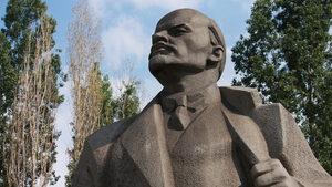 Ленин, Сталин и готвачката