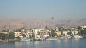 Утро в Луксор
