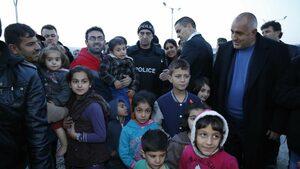 Еврокомисията е критикувала България за отношението към търсещите убежище