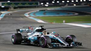 Хамилтън зададе темпото в първите тренировки в Абу Даби