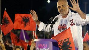 Албанският премиер Еди Рама допуска Косово и Албания да имат общ президент