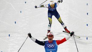 """""""Студената война"""" в ски бягането: съревнованието между Норвегия и Швеция стигна до Пьонгчанг"""