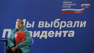 Фотогалерия: Русия гласува
