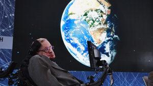 Стивън Хокинг ще бъде погребан до Нютон и Дарвин