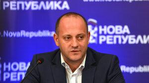 Най-важното е десните партии да си намерят мястото спрямо ГЕРБ, смята Радан Кънев